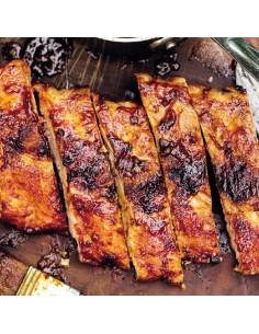 Travers de Porc BBQ